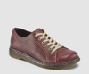 DR. MARTENS TISCHA CHERRY RED ROUGE BROADWAY